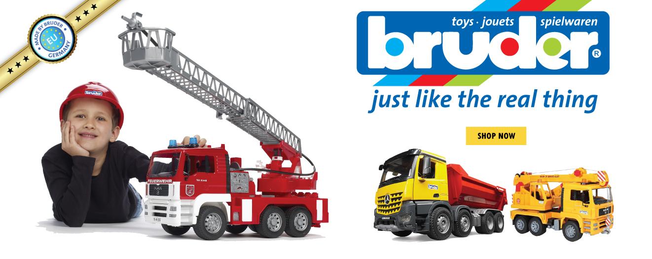 Bruder Fire Truck
