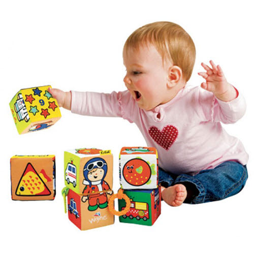 Building Toys For Babies : K s kids baby blocks